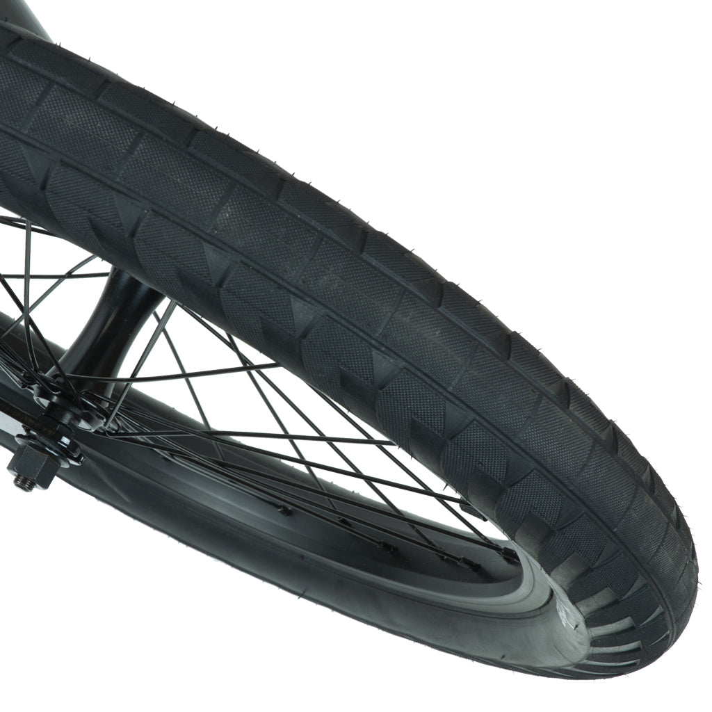 Tall Order Flair Park Bike - Gloss Black 20.4"