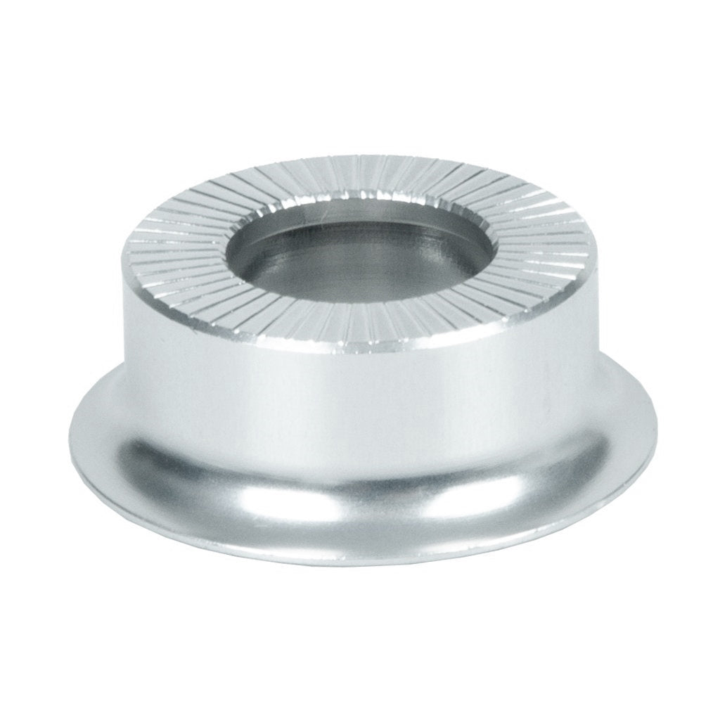 Tall Order Drone Cassette Hub Non Drive Side Cone Nut - Silver | BMX