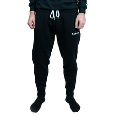 Tall Order Embroidered Logo Joggers - Black