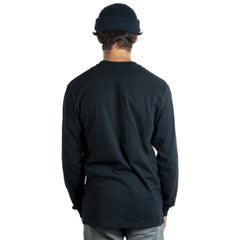 Tall Order Its a tall order but we're taller Sleeve Print L/S T-Shirt - Black | BMX
