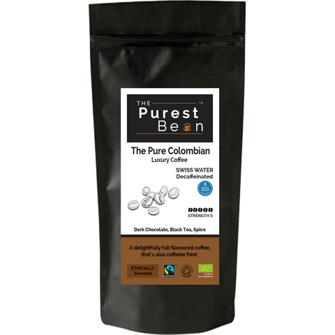 The Pure Colombian - Decaffeinated - 227g Bag
