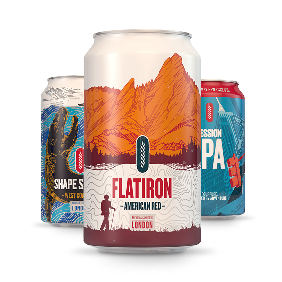 Flatiron American Red Ale