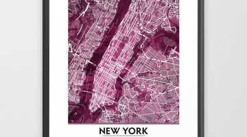 Top 10 Stunning New York City Artworks to Hang in Your Living Room or Office