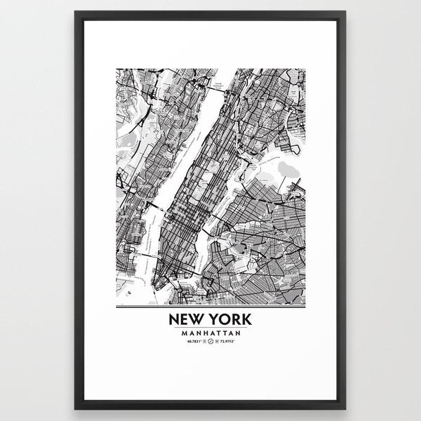 New York City Showing Manhattan image