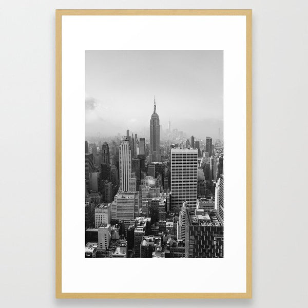 New York State of Mind II Framed Art Print image