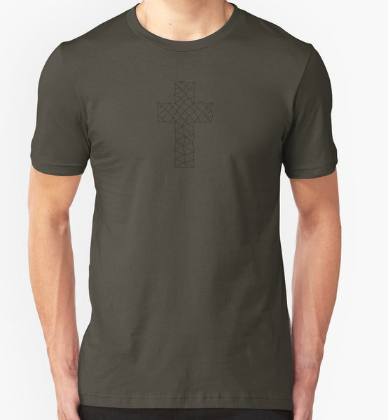 Geometric Cross Design image