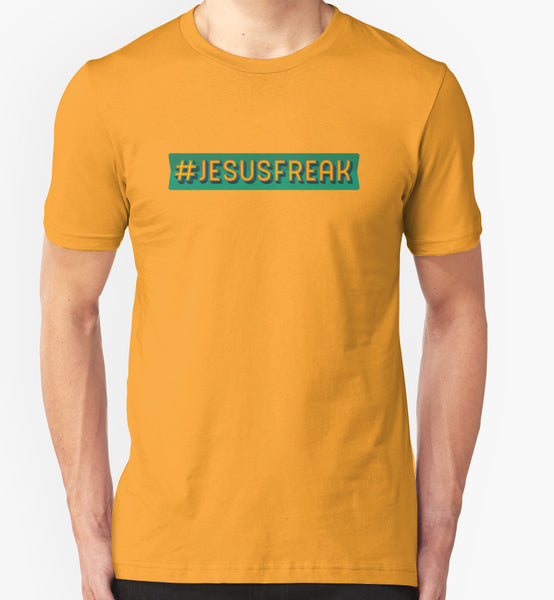 Jesus Freak Christian Tee