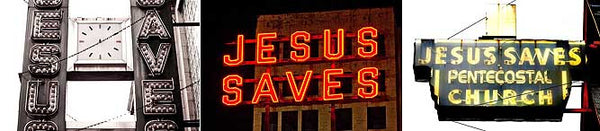 Jesus Saves header pic