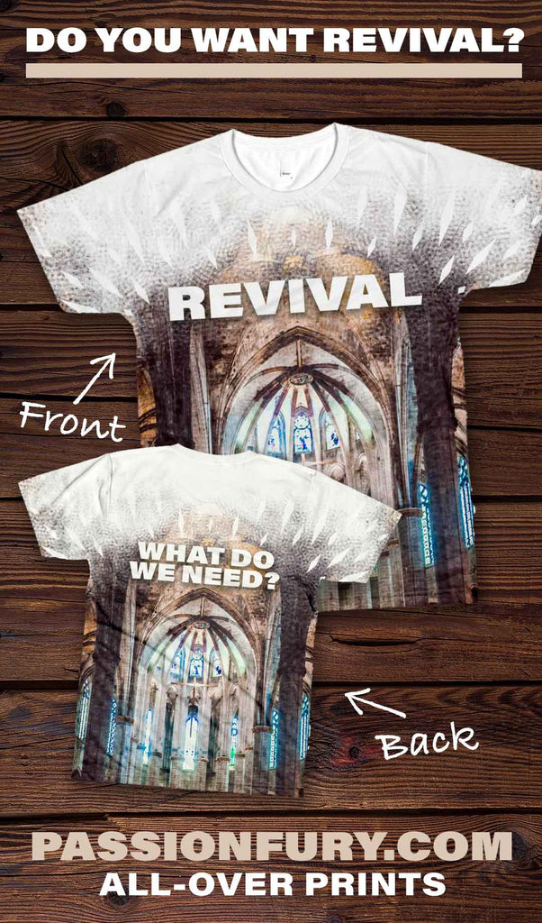 Revival All-Over Printed T-Shirt