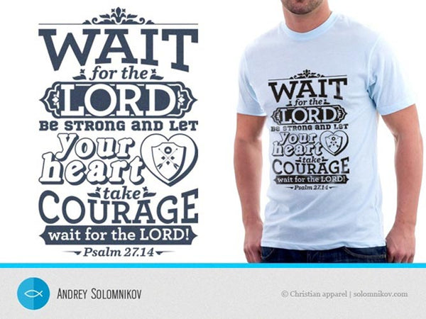 Christian tshirt design