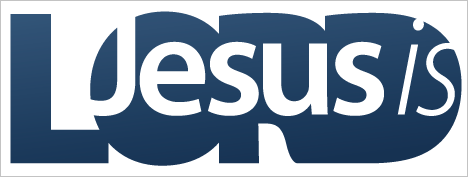 Jesus is LORD logo