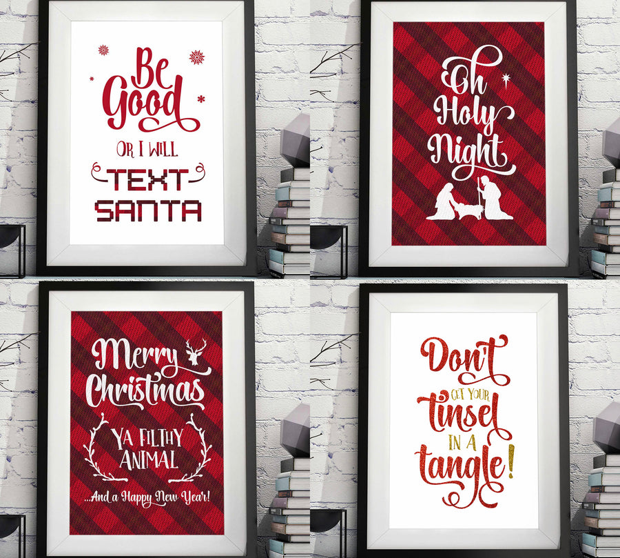 15 Christmas Printables (Worth Over $100)
