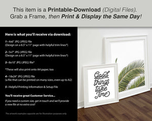 printable instructions