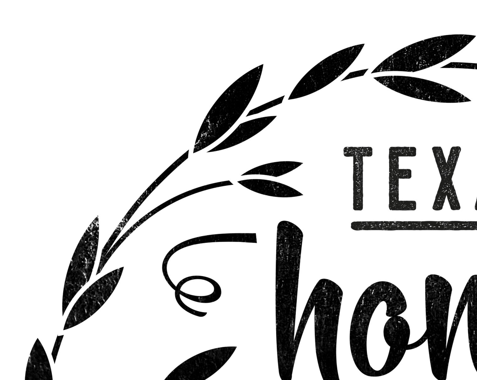 photo about Home Sweet Home Printable named Texas - Property Cute Residence Printable Artwork Pion Fury Prints