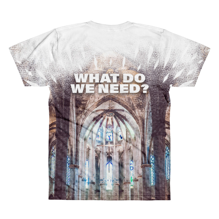 Revival All-Over Printed T-Shirt - rear side