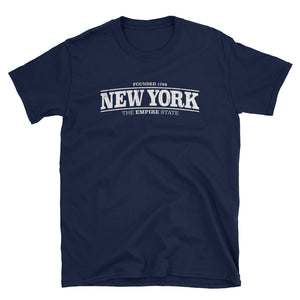New York - The Empire State - Founded 1788