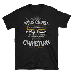 I Follow Jesus Christ - Christian Apparel