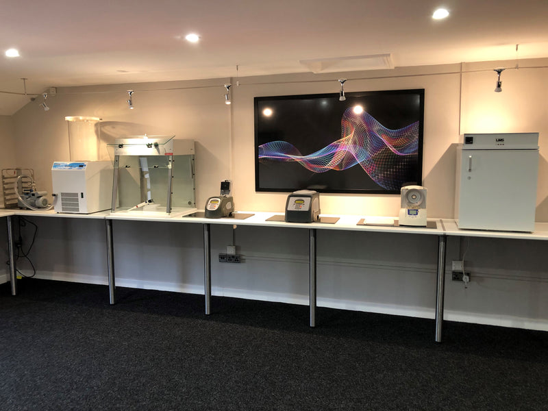 Richmond Scientific Used Lab Equipment Showroom