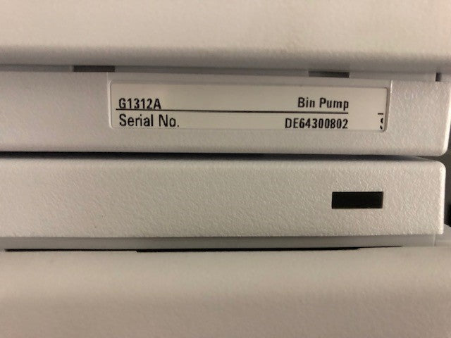 Agilent HPLC 1200 Series (C)