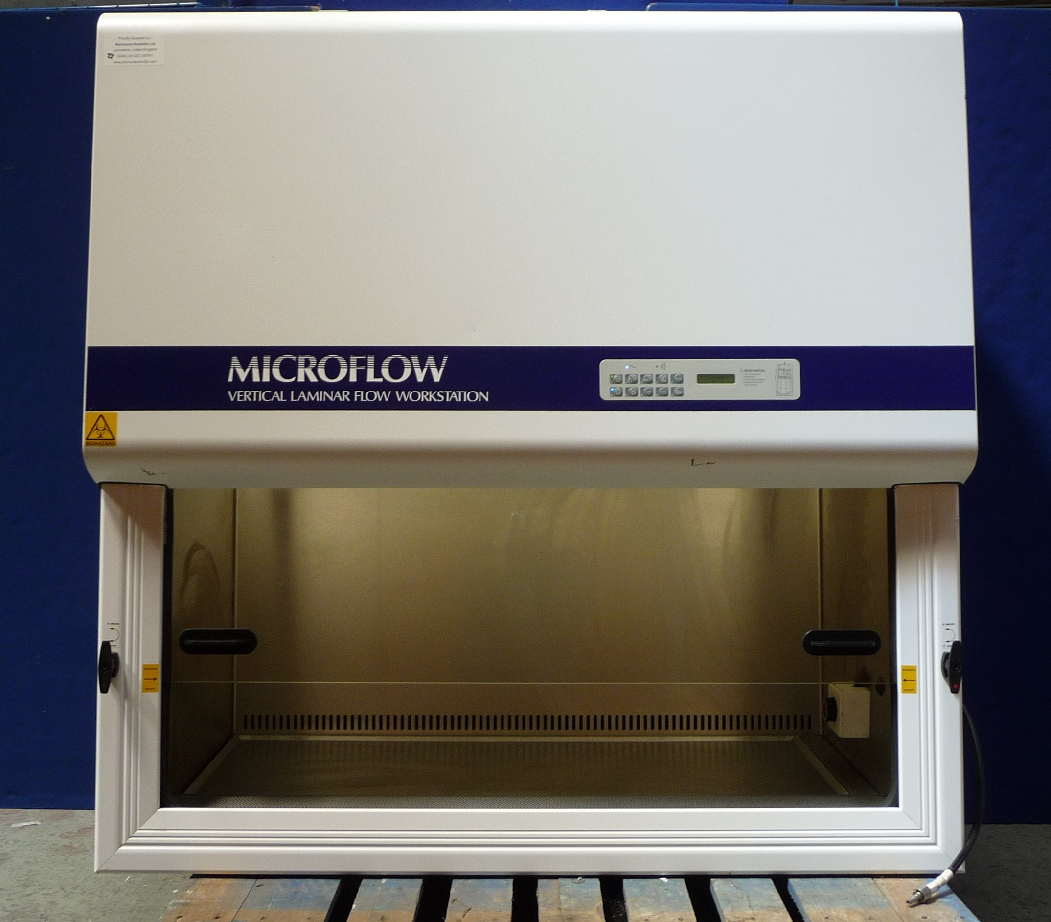 Microflow Vertical Laminar Flow Workstation