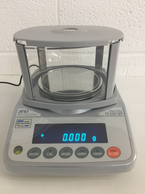 A&D FX-200i Precision Laboratory Balance - Richmond Scientific