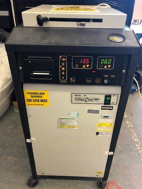 Priorclave Mid 55 Liters Top Loading Autoclave (2)