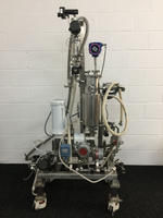 Mobile Jacketed Dosing Tank With Pump Assembly For Liquids & Slurries - Richmond Scientific