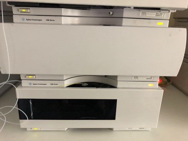 Agilent HPLC 1200 Series System (A)