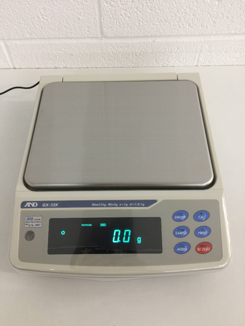 A&D GX-32K Digital Scale - Richmond Scientific