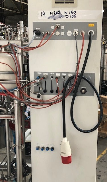 Applikon Biotechnology Pilot System Mammalian Cell Culture Bioreactor 30L (12049832A)
