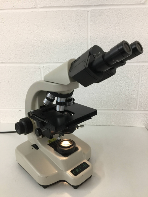 Prior Lux Binocular Microscope - Richmond Scientific