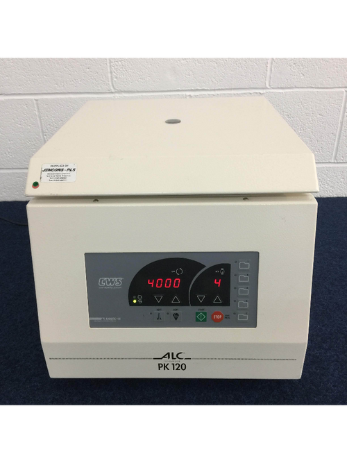 ALC PK120 Centrifuge - Richmond Scientific