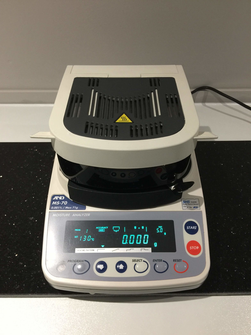 A&D Analytical Moisture Balance MS-70 - Richmond Scientific