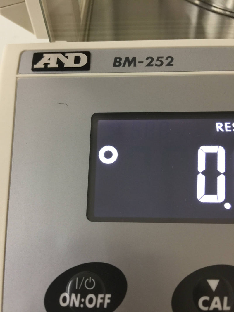 A&D BM-22 Analytical Balance - Richmond Scientific