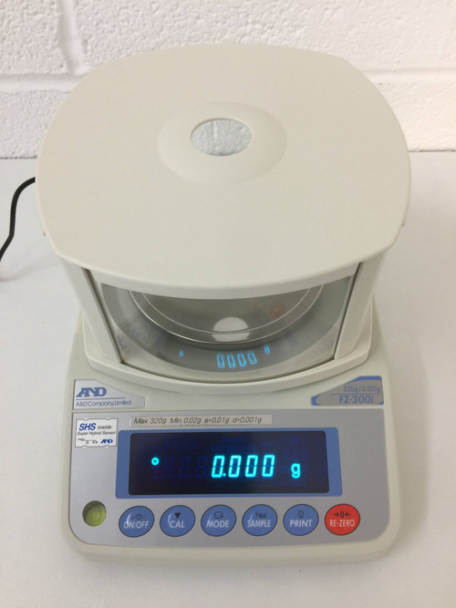 A&D FZ-300i-EC Precision Balance - Richmond Scientific