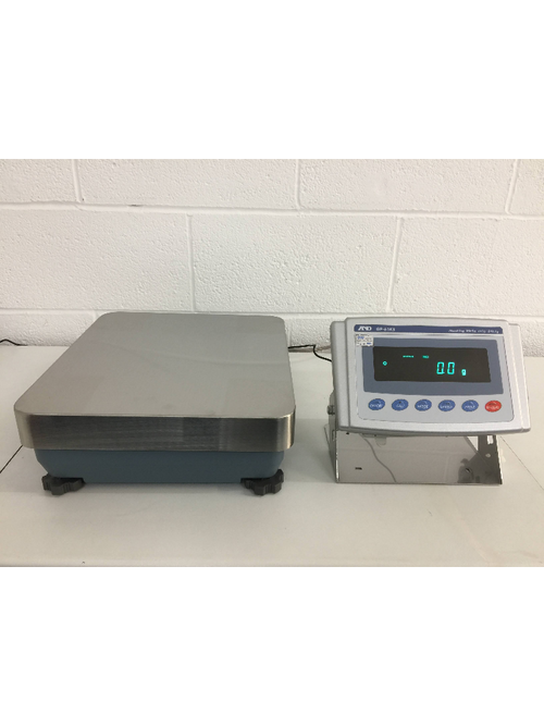 A&D GP-61KS High Capacity Precision Balance - Richmond Scientific