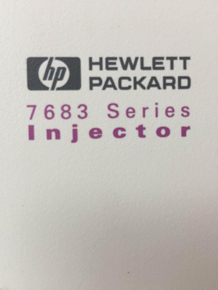 HP 7683 Series Injector