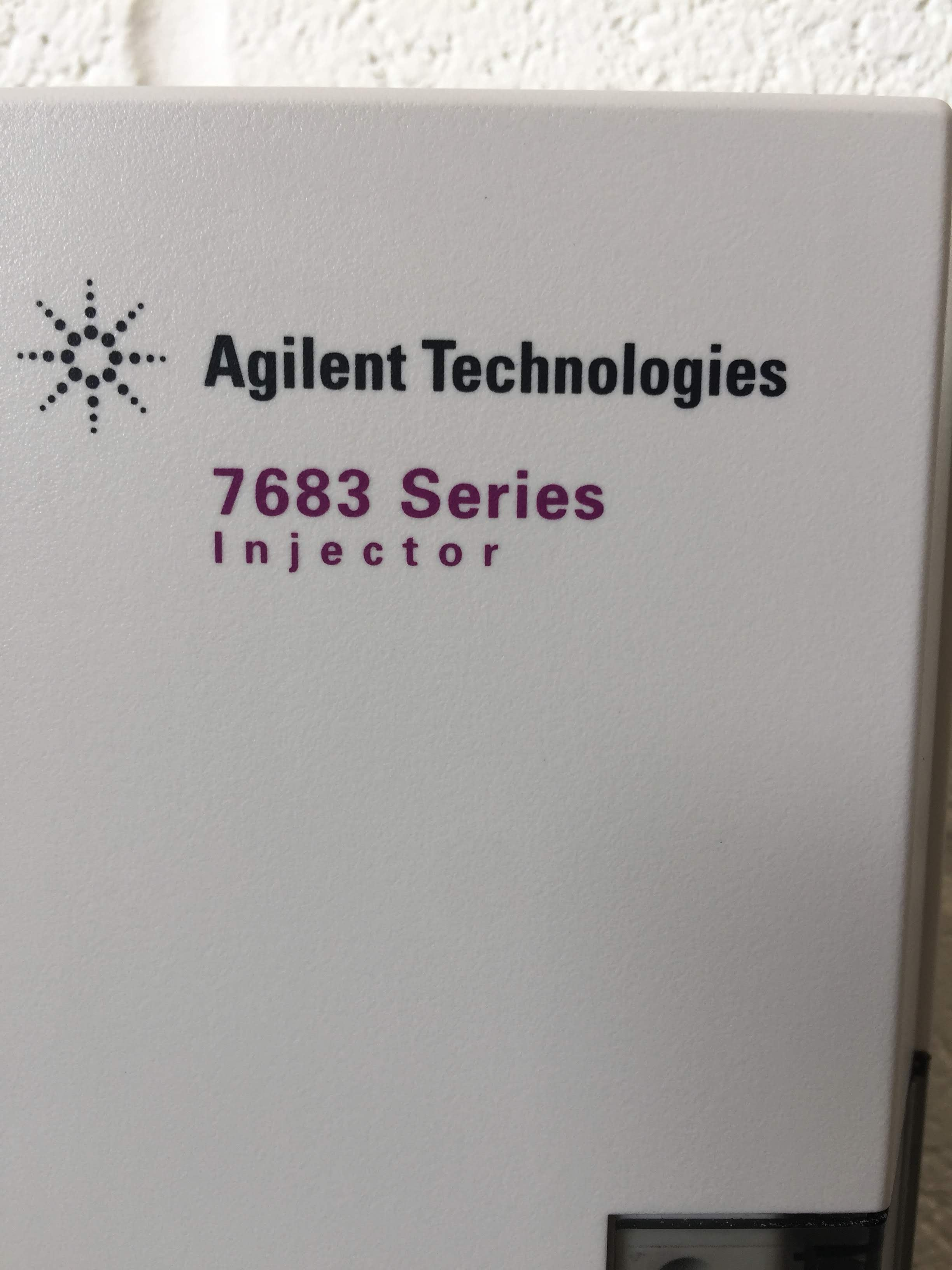 Agilent 7683 Series Injector
