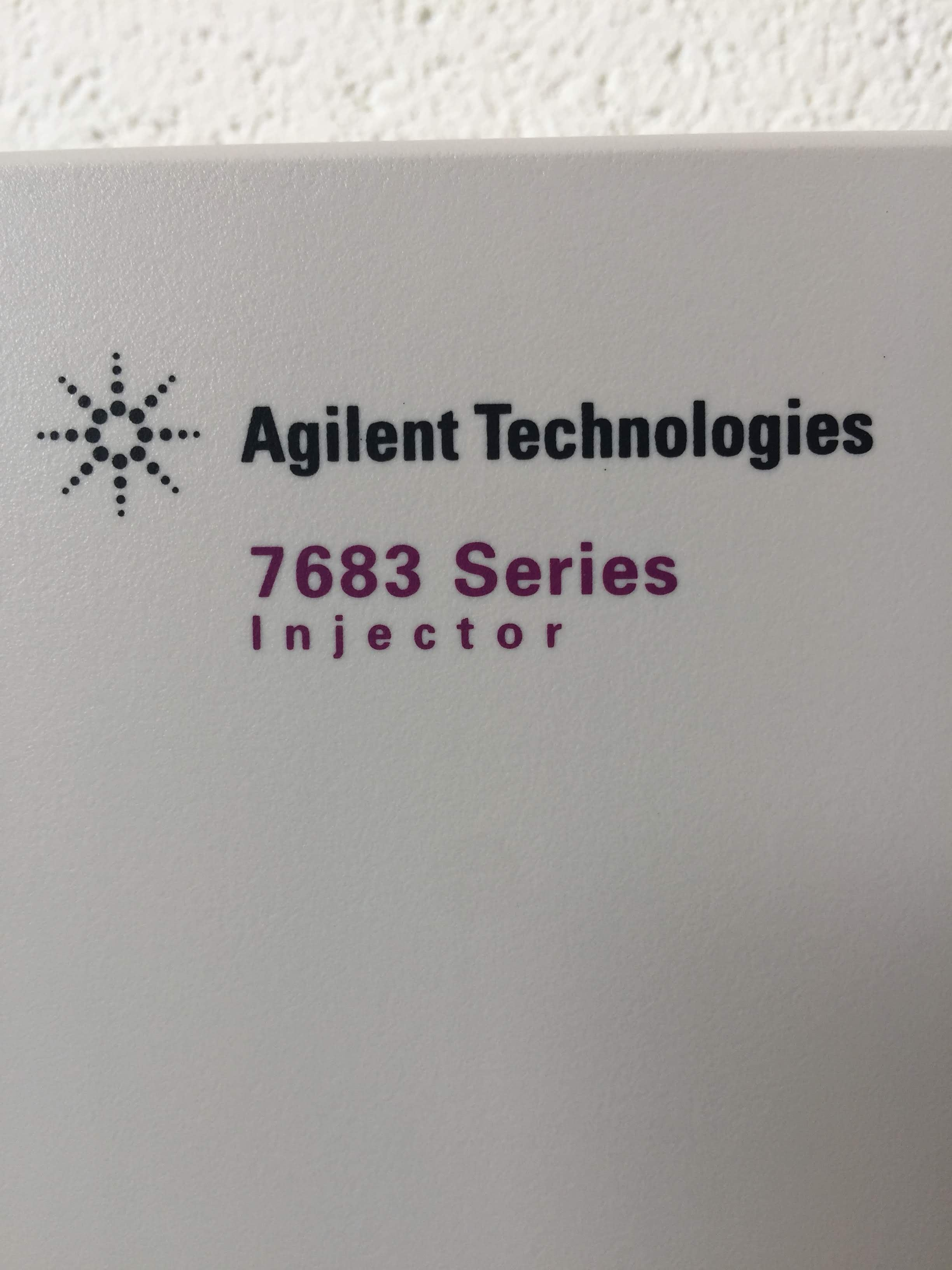 Agilent 7683 HP Automatic Liquid Sampler (FR91606861)