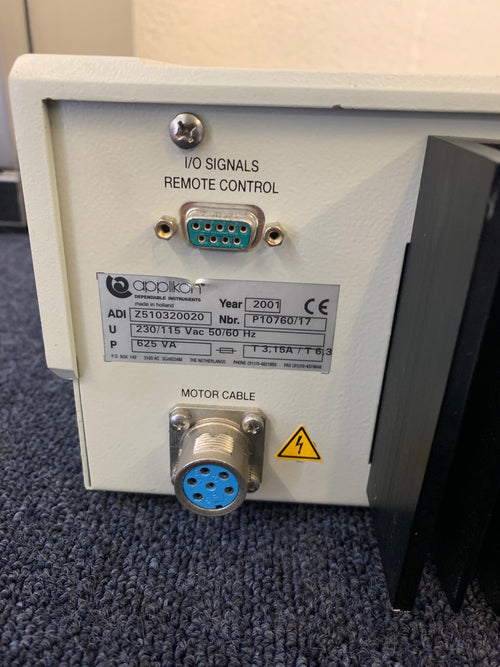 Applikon Stirrer Controller P100 i=6 ADI 1032 (P10760/17) - Richmond Scientific