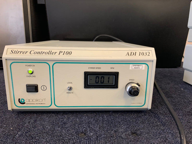 Applikon Stirrer Controller P100 i=6 ADI 1032 (P19245-43) - Richmond Scientific