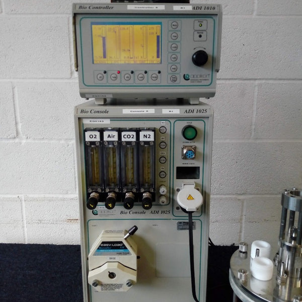 Applikon BioController BioConsole with 5 litre Vessel and Pump