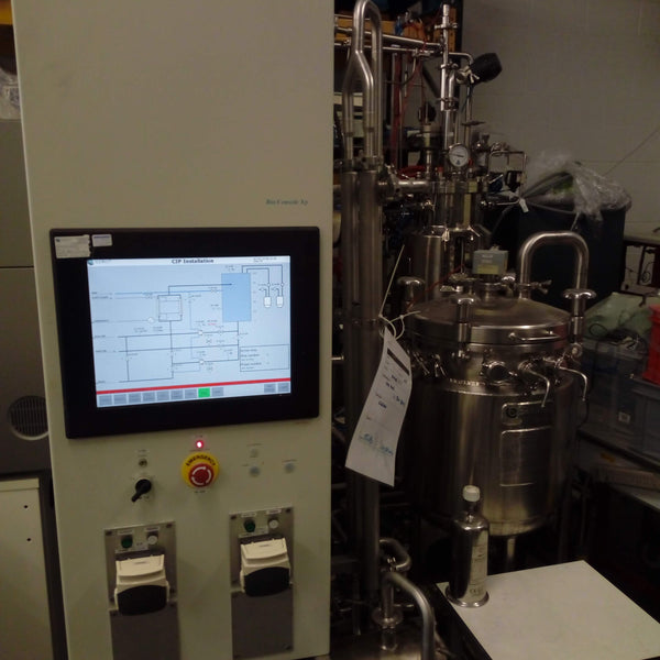 Applikon Biotechnology Mobile CIP0002 SKID 75L