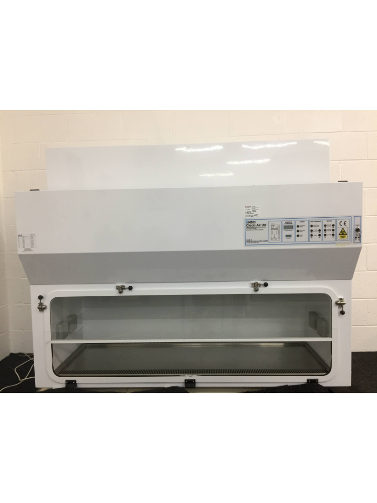 Atlas Clean Air Class 2 Microbiological Safety Cabinet - Richmond Scientific
