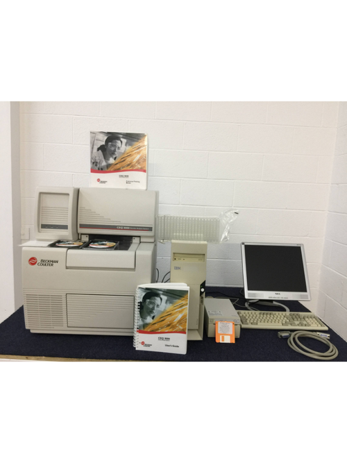 Beckman Coulter CEQ 8000 Genetic Analysis System - Richmond Scientific