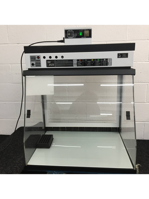 Bigneat Captair 5000 NU Fume Cupboard - Richmond Scientific