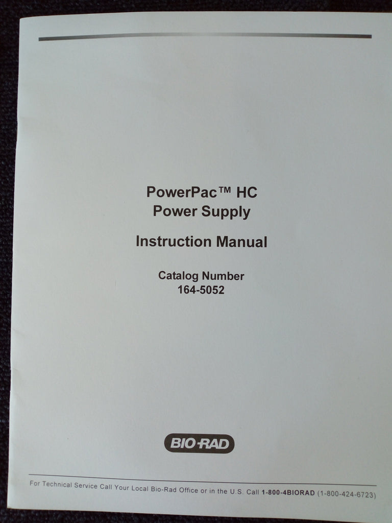 Bio-Rad Power Pac