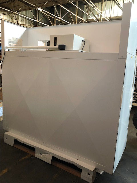 Bioquell Microflow Class II Cabinet with stand