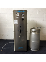 MBraun MB SPS Compact - Solvent Purifier With Gas Canister (2) - Richmond Scientific