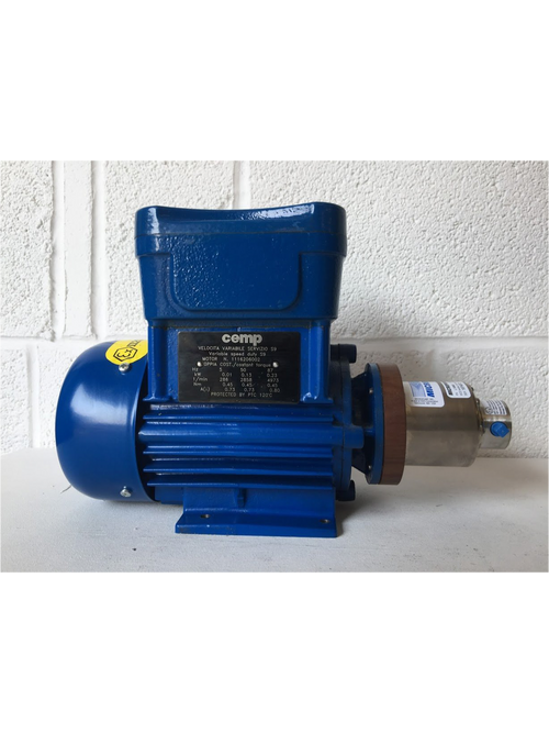 Cemp Motor with Micropump A‑Mount Cavity‑Style Pump Head (1974872) - Richmond Scientific